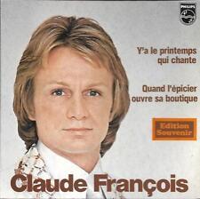 """Claude François """" Y'a le printemps qui chante """""""