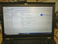 "Lenovo ThinkPad T430 14"" Intel i5-3320M 4GB RAM 160GB Win10>bitte LESEN!#04"