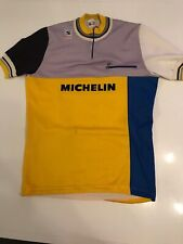 Michelin Cycle Jersey By Sibille of Italy