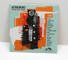 Astralwerks - Follow Our Tracks 2005 PROMO CD NEW Kraftwerk Chemical Brothers +