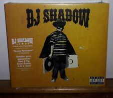 DJ SHADOW The Outsider 2006 SEALED NEW CD Hip-Hop