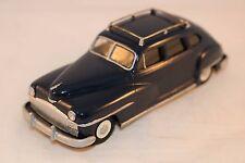 AGM 1/43 DeSoto De soto Suburban blue Handmade Resin Model Car perfect mint