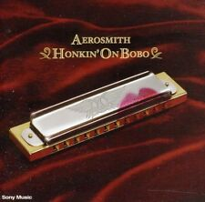 Aerosmith - Honkin On Bobo [CD]