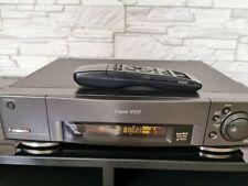 Panasonic NV HS 900 S-VHS Videorecorder mit Fernbedienung