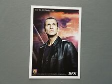 Doctor Who. 2005  Promotional Postcard. Ninth Doctor. Christopher Eccleston.