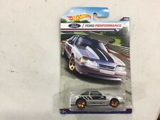 Hot Wheels '92 Ford Mustang Ford Performance, FREE shipping!