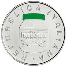 5 euro Serie Eccellenze Italiane - NUTELLA® - VERDE