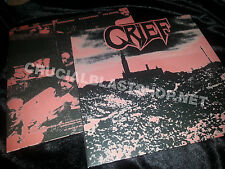 GRIEF Depression LP REISSUE dystopia noothgrush eyehategod extreme sludgecore