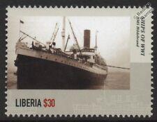 La première guerre mondiale ss/hms hildebrand liner/armed merchant croiseur navire de guerre timbre