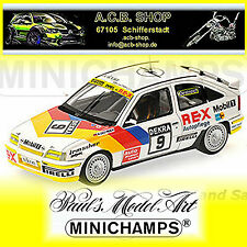 Opel Kadett E GSI 16V DTM 1989 Markus Oestreich #9 Limit. Ed. 650 pcs 1:43