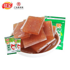 China Snacks Dried Fruit Suanzaogao 佳宝阿狸野酸枣糕500g Jujube soft pastry fruitcake