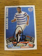 """2011/2012 AUTOGRAFO: Queens Park Rangers-Colon, Armand [firmato a mano """"TOPPS ma"""