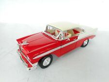 "Road Tough Chevrolet Bel Air ""1957"" (rot / altweiß) 1:18 N Mint Ohne box"