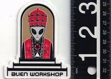 ALIEN WORKSHOP STICKER Alien Workshop Priest 2.75 in x 3.25 in Alien Skate Decal