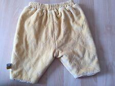 DPAM du pareil au meme Jaune Velours Pantalon Bébé Fille Garçon Unisexe 3 mois