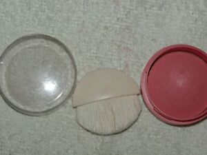 Blush Fard à joues ROND DEMONSTRATION col. 51 Rouge Corail marque BOURJOIS NEUF
