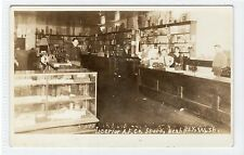 INTERIOR A.F. Co STORE, NEAH BAY: Washington USA postcard (C13029)