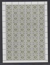 IRELAND Postage Dues: 1978 3p stone - 96307