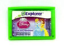 Disney Princess Leap Frog Leapster Explorer Cartridge Learning Game Story