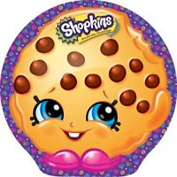 Shopkins Play Tin - Kooky Cookies Sleepover Part, Autumn Publishing, Excellent