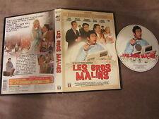 Les gros malins de Raymond Leboursier avec Francis Blanche, DVD, Comédie