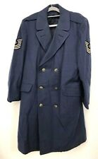 Vintage US Air Force Enlisted Overcoat