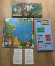 Vintage Waddingtons Exploration Board Game 1970's - COMPLETE - Collectable