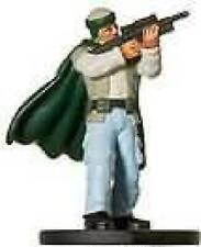2x New Republic Commander #54 Universe Star Wars Miniatures NM