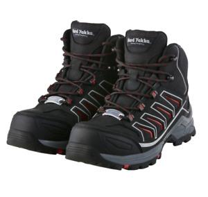 Blizzard Hi Hard Yakka Work Safety Boots