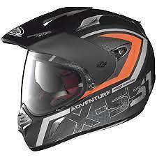 X-lite X-1003 blanco brillante moto casco XL