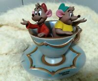 Disney Store Gus and Jaq Trinket dish, brand new
