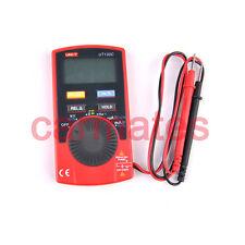 UNI-T VOLT AUTO RANGE DIGITAL MULTIMETER UT120C AC DC Current Diode Pocket size
