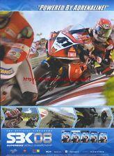 SBK08 Superbike World Championship 2008 Magazine Advert #4540
