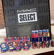 MAC CHRIS CHANG Kaleidoscopic Collection LOT 9 = 5 LIPSTICKS & 4 EYESHADOWS NEW