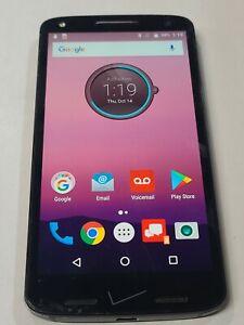 Motorola Droid Turbo 2 ,XT1585,32GB,Black, Unlocked,Fair Condition : BB093