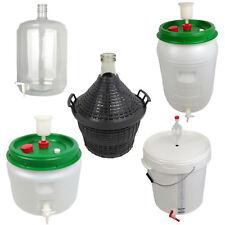 FastFerment 30 Liter konischer Gärbehälter 7,9G Gärbottich Gäreimer Gärballon
