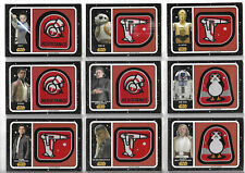 Star Wars Journey to Last Jedi 20 Galactic Emblem Patch Relic Card Lot Topps 17