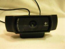 Logitech C910 USB 2.0 1080p HD Pro Webcam