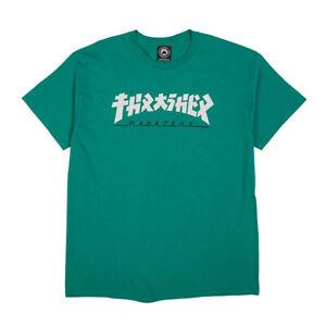 Thrasher T-Shirt Godzilla (Jade)