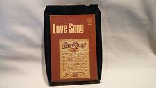 Love Song - self titled, 1971, 8 Track Tape, Jesus Music classic, Chuck Girard