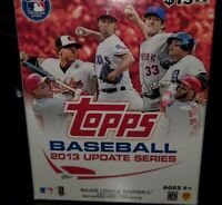 2013 Topps Baseball Update Series 1-330 Fill your set you Pick Base cards rc *sp