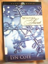 Winter's Secret Bk. 1 by Lyn Cote (2002, Paperback)