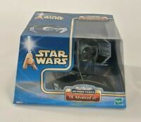 Micro Machines Star Wars Action Fleet 2002 TIE Advanced x1 Toy Hasbro