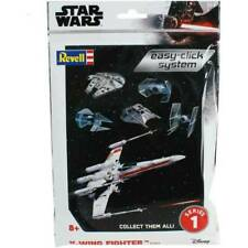Star Wars Level 2 Easy-click Snap Model Kit Series 1 X-wing Fighter Revell Kits