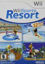 Wii Sports Resort [Nintendo Wii, Bowling, Archery, Basketball, Golf, Sports] NEW