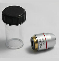 New 4X Plan Achromatic Objective  Lens For Biological Microscope