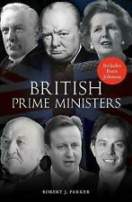 British Prime Ministers by Robert J. Parker, BRAND NEW
