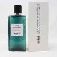Hermes Eau De Narcisse Bleu Hair & Body Shower Gel  6.5oz/200ml New In White Box