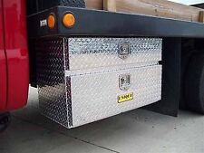 "Truck Tool Box: 30"" Underbody Toolbox with Drawer"