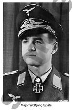 aviation art luftwaffe pilot photo postcard Wolfgang Spate WW2 JG 54 400 Me 163